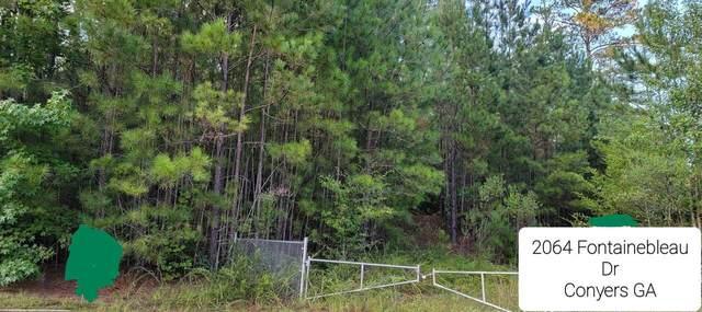 2064 SW Fontainbleau, Conyers, GA 30094 (MLS #9038164) :: Rettro Group