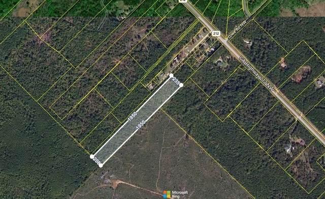 612 K Highway 212, Milledgeville, GA 31061 (MLS #9038274) :: Rettro Group