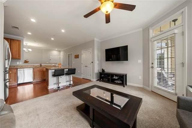 7265 Glisten Avenue #124, Atlanta, GA 30328 (MLS #9038526) :: Anderson & Associates