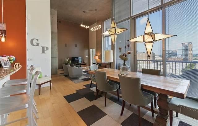 855 Peachtree Street NE #1002, Atlanta, GA 30308 (MLS #9038655) :: Statesboro Real Estate
