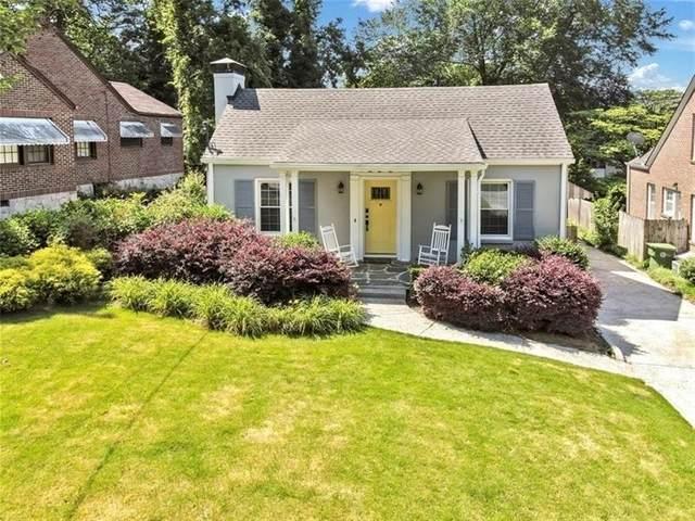 605 Pelham Road NE, Atlanta, GA 30324 (MLS #9038951) :: Statesboro Real Estate