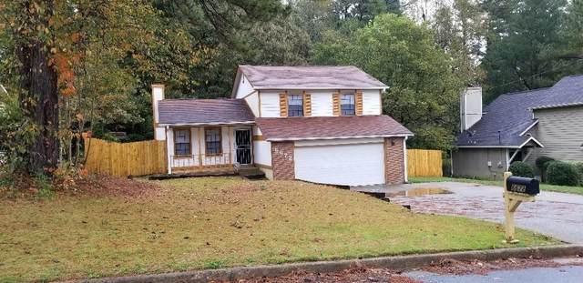 6672 Branch Drive, Rex, GA 30273 (MLS #9039025) :: Crown Realty Group