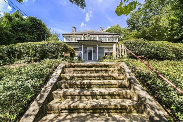 800 Ponce De Leon Place NE #4, Atlanta, GA 30306 (MLS #9039113) :: Cindy's Realty Group