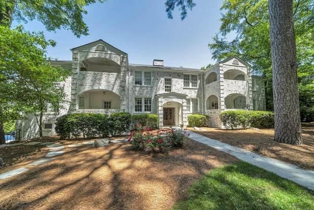65 Peachtree Memorial Road #5, Atlanta, GA 30309 (MLS #9039228) :: Cindy's Realty Group