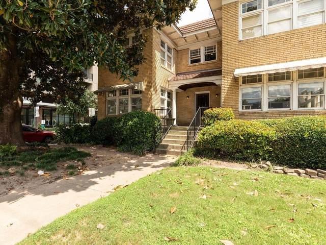 653 N Highland Avenue NE #5, Atlanta, GA 30306 (MLS #9039526) :: Houska Realty Group