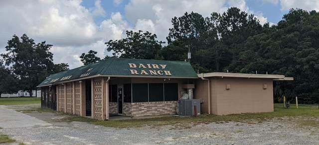 5312 Savannah Highway, Jesup, GA 31545 (MLS #9039640) :: Rettro Group