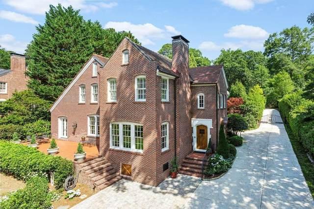 930 Lullwater Road NE, Atlanta, GA 30307 (MLS #9040408) :: Statesboro Real Estate