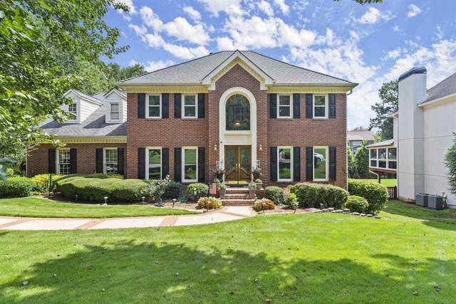 12025 Magnolia Crescent Drive, Roswell, GA 30075 (MLS #9040492) :: The Realty Queen & Team