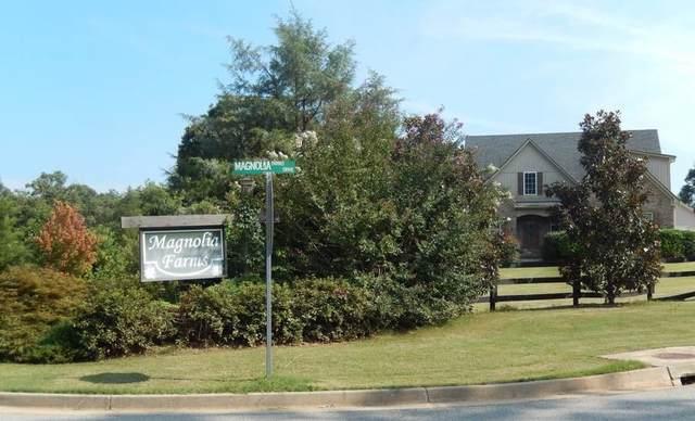 0 Magnolia Farms Drive Lot 8, Milner, GA 30257 (MLS #9041022) :: Maximum One Realtor Partners