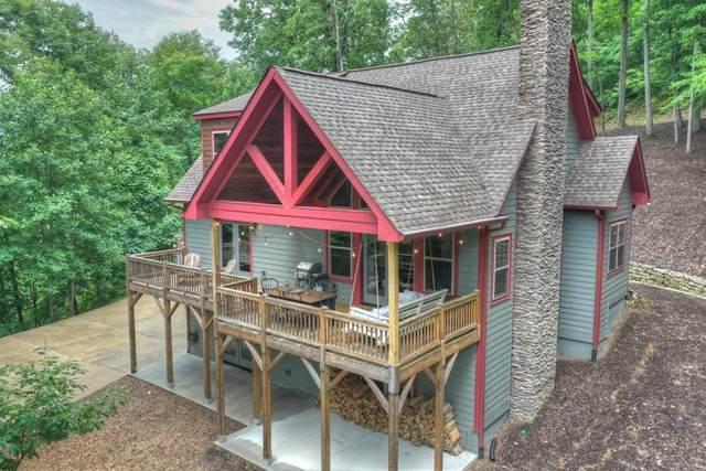 354 Mountain Falls Loop #13, Ellijay, GA 30540 (MLS #9041075) :: Athens Georgia Homes