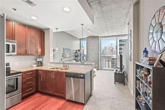855 Peachtree Street NE #2010, Atlanta, GA 30308 (MLS #9041107) :: Statesboro Real Estate