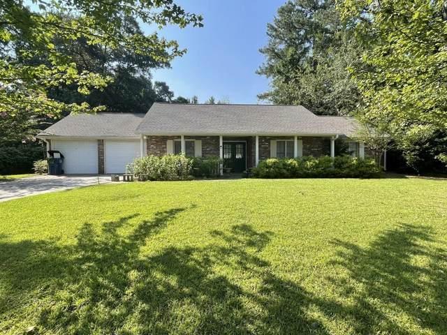 3281 Chestnut Oaks Drive, Marietta, GA 30062 (MLS #9041245) :: The Realty Queen & Team