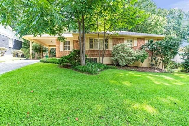 2235 Fairway Circle NE, Brookhaven, GA 30319 (MLS #9041285) :: Statesboro Real Estate