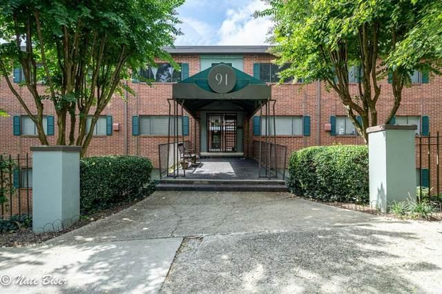 91 Rumson Road NE A-11, Atlanta, GA 30305 (MLS #9041866) :: Statesboro Real Estate