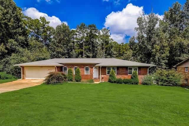 4845 W Lake Way, Douglasville, GA 30135 (MLS #9042174) :: EXIT Realty Lake Country