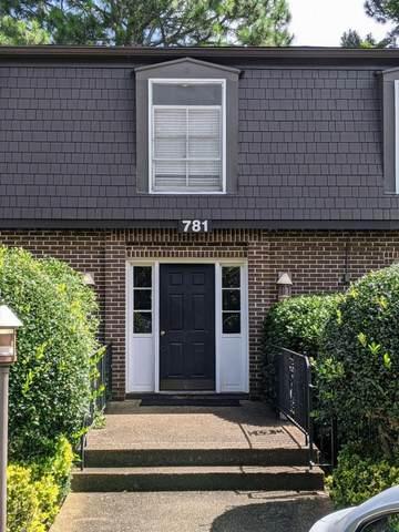 781 Houston Mill Road NE #1, Atlanta, GA 30329 (MLS #9042180) :: Crown Realty Group