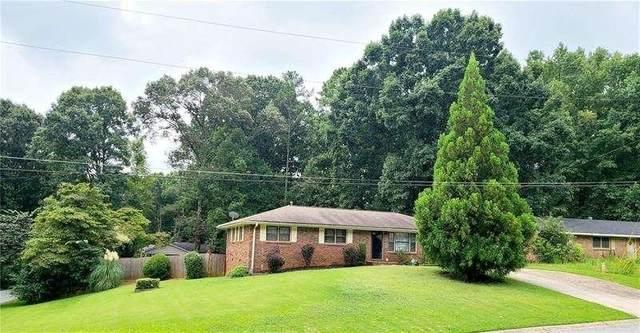 143 Long Drive SW, Marietta, GA 30060 (MLS #9042298) :: Anderson & Associates