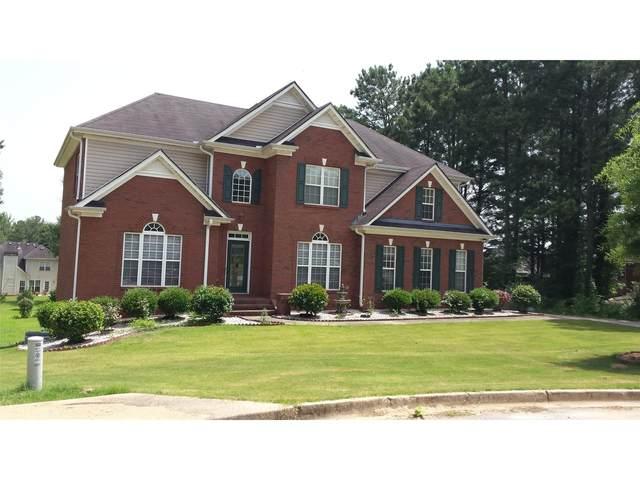 240 Thorn Berry Way, Conyers, GA 30094 (MLS #9042303) :: Houska Realty Group