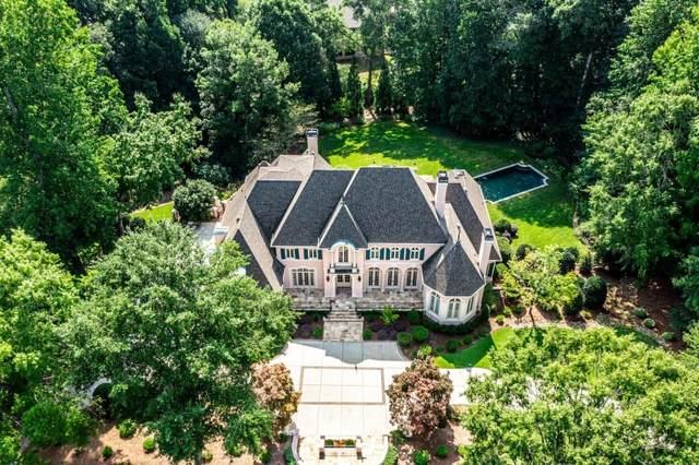 8475 Lazy Oaks Court, Sandy Springs, GA 30350 (MLS #9042467) :: Athens Georgia Homes