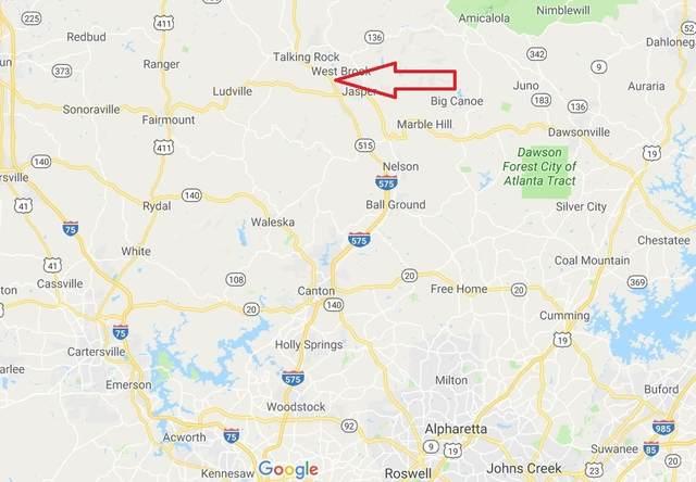 655 Philadelphia Road 12.48 AC, Jasper, GA 30143 (MLS #9042859) :: Statesboro Real Estate