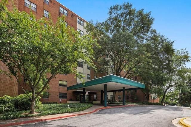 2965 Pharr Court #813, Atlanta, GA 30305 (MLS #9042942) :: Cindy's Realty Group