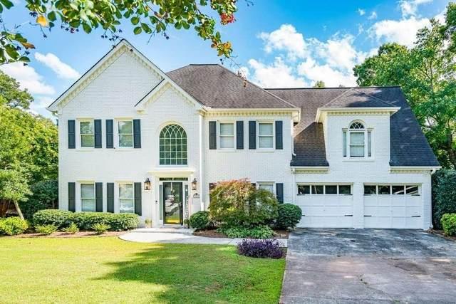 3151 Crestmont Way NW, Kennesaw, GA 30152 (MLS #9043120) :: Anderson & Associates