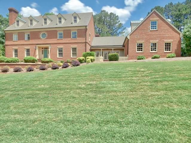 222 Montrose Drive, Mcdonough, GA 30253 (MLS #9043517) :: Amy & Company | Southside Realtors