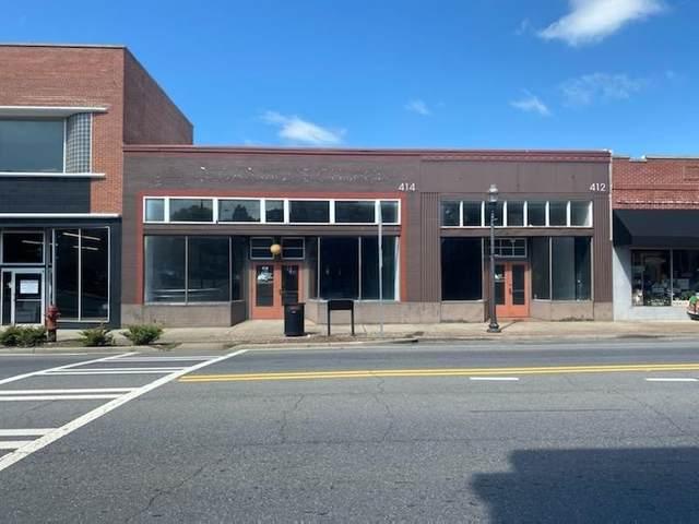 412 Main Street, Cedartown, GA 30125 (MLS #9043525) :: The Realty Queen & Team