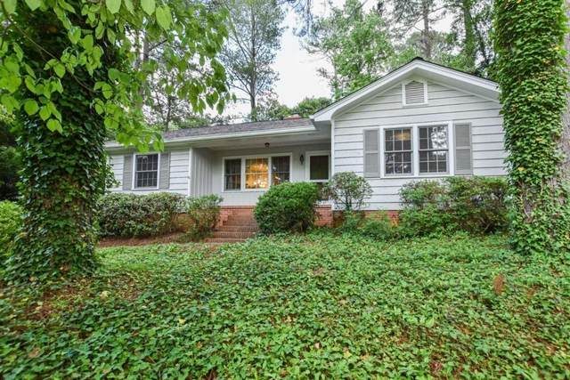 125 Meadowview Road, Athens, GA 30606 (MLS #9043756) :: EXIT Realty Lake Country