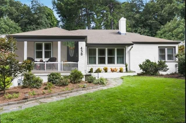 438 NE Rock Springs, Atlanta, GA 30324 (MLS #9043835) :: Crown Realty Group