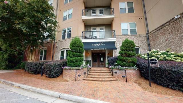 901 Abernathy Road #6270, Atlanta, GA 30328 (MLS #9043842) :: Houska Realty Group
