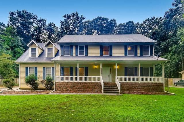 106 Berrycheck Hill, Peachtree City, GA 30269 (MLS #9043964) :: Anderson & Associates
