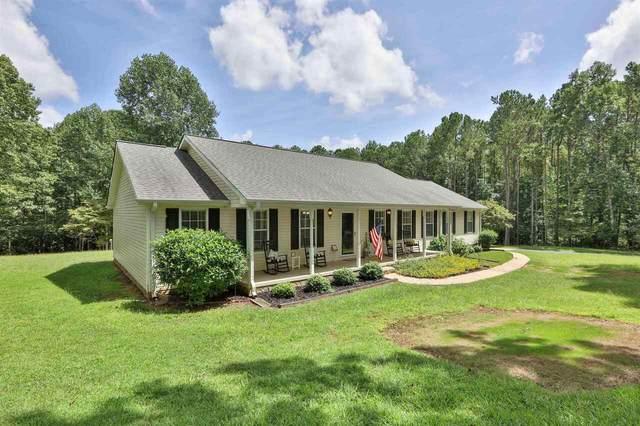581 Pierce Chapel Road, Newnan, GA 30263 (MLS #9044064) :: AF Realty Group