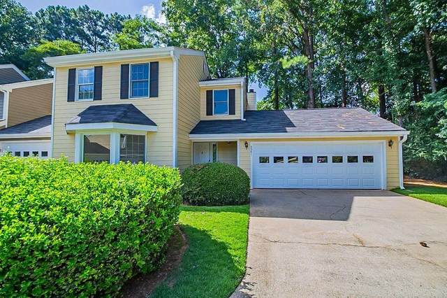 4581 Village Oaks Court, Atlanta, GA 30338 (MLS #9044130) :: Cindy's Realty Group