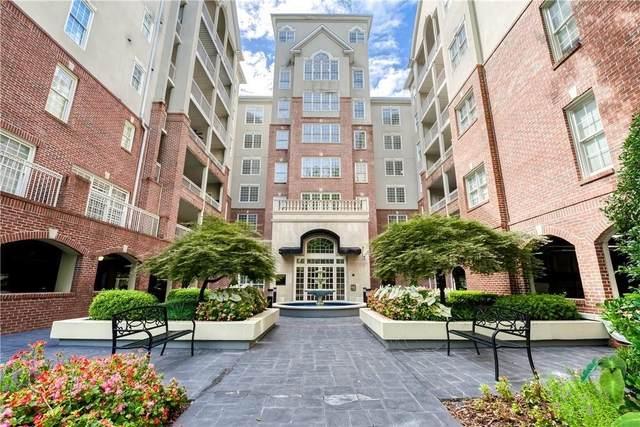50 Biscayne Drive #5111, Atlanta, GA 30309 (MLS #9044229) :: Anderson & Associates