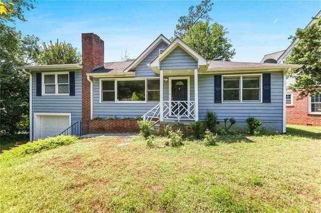 511 Pelham Road NE, Atlanta, GA 30324 (MLS #9044327) :: Statesboro Real Estate