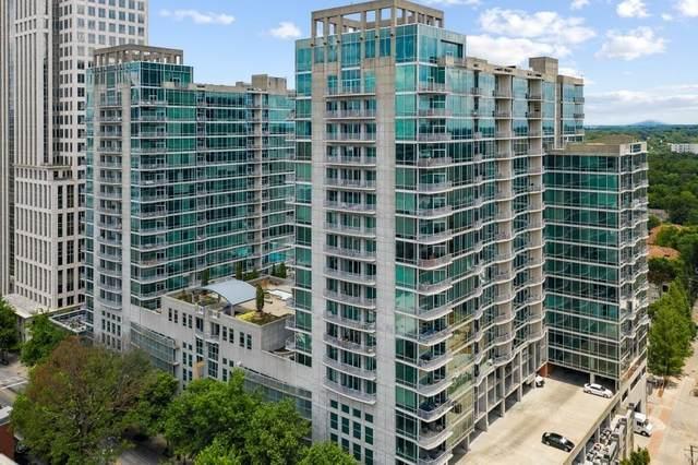 943 NE Peachtree Street Unit# 1907, Atlanta, GA 30309 (MLS #9044328) :: Crown Realty Group