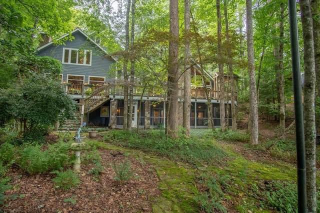 449 Dicks Creek Road, Clarkesville, GA 30523 (MLS #9044470) :: The Heyl Group at Keller Williams