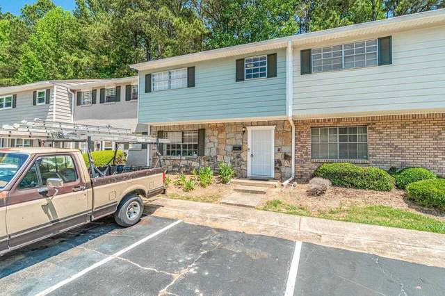4701 Flat Shoals Road 41G, Union City, GA 30291 (MLS #9044710) :: Statesboro Real Estate