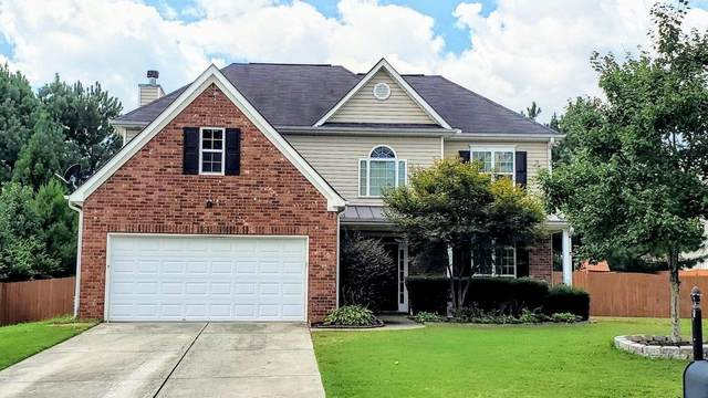 1106 Baltic Court, Loganville, GA 30052 (MLS #9044750) :: Crown Realty Group