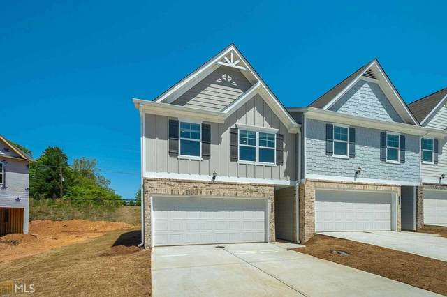 7545 Knoll Hollow Road #54, Lithonia, GA 30058 (MLS #9045004) :: The Realty Queen & Team