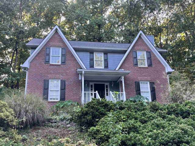 2705 Lillie Lake Drive, Marietta, GA 30064 (MLS #9045088) :: Athens Georgia Homes