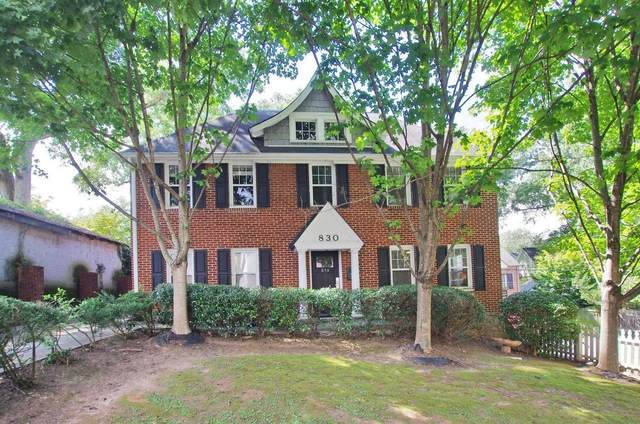 830 Barnett Street NE #2, Atlanta, GA 30306 (MLS #9045376) :: The Heyl Group at Keller Williams