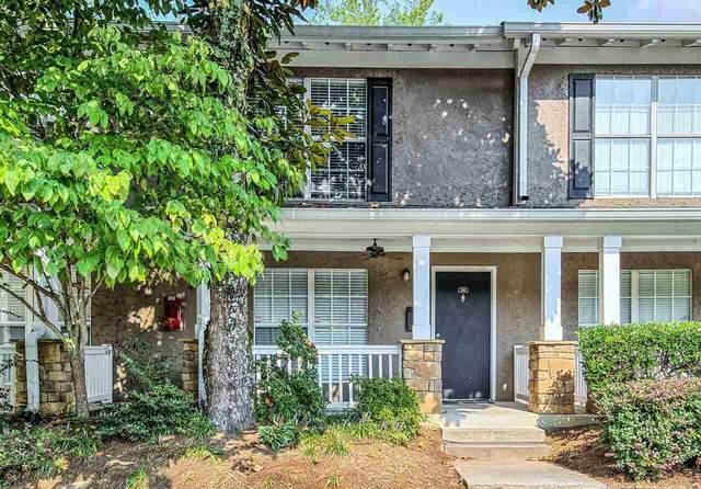 3200 Seven Pines Court #106, Atlanta, GA 30339 (MLS #9045553) :: Cindy's Realty Group
