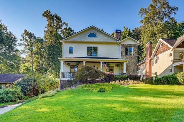 67 Wiltshire, Avondale Estates, GA 30002 (MLS #9045580) :: Rettro Group