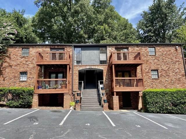 323 8th Street NE #7, Atlanta, GA 30309 (MLS #9045614) :: Crown Realty Group