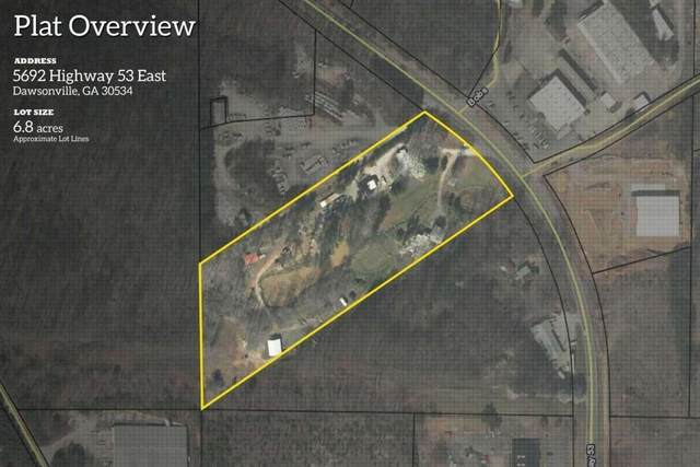 5692 Highway 53 E, Dawsonville, GA 30534 (MLS #9045616) :: Statesboro Real Estate