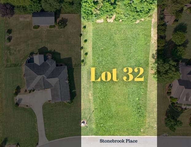 60 Stonebrook Place #32, Lavonia, GA 30553 (MLS #9045617) :: Maximum One Realtor Partners