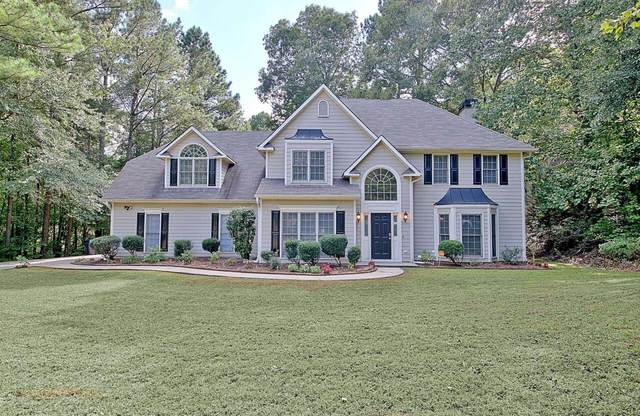 227 Terrane Ridge, Peachtree City, GA 30269 (MLS #9045624) :: Anderson & Associates