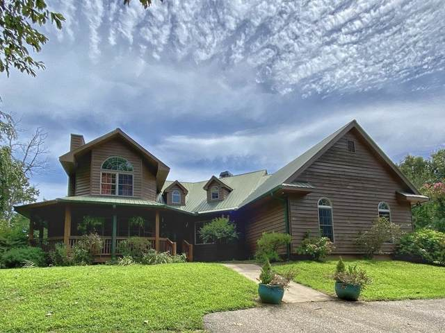 725 Amy's Creek Road, Clarkesville, GA 30523 (MLS #9045961) :: Maximum One Partners